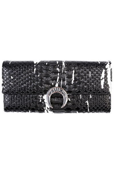 DISTURBIA CLOTHING Serpent Purse
