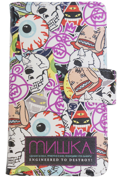 MISHKA (ミシカ) SMART PHONE CASE COLLAGE