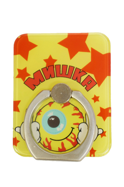 MISHKA (ミシカ) SMART PHONE RING SMILY