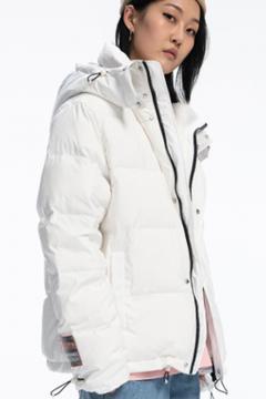 MISHKA(ミシカ) MAW200770 JACKET WHITE