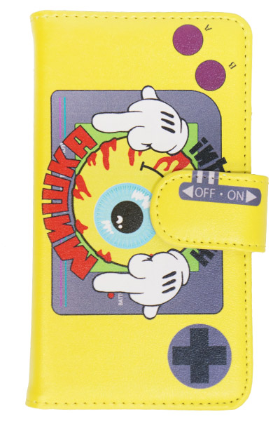 MISHKA (ミシカ) SMART PHONE CASE SMILY