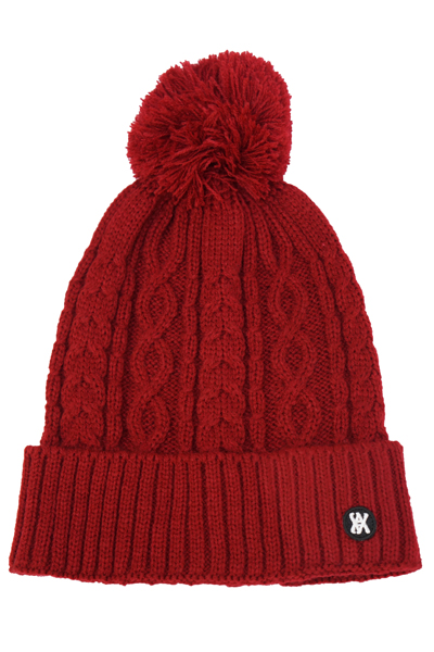 ANIMALIA AN16A-CP05 BEANIE#008 RED