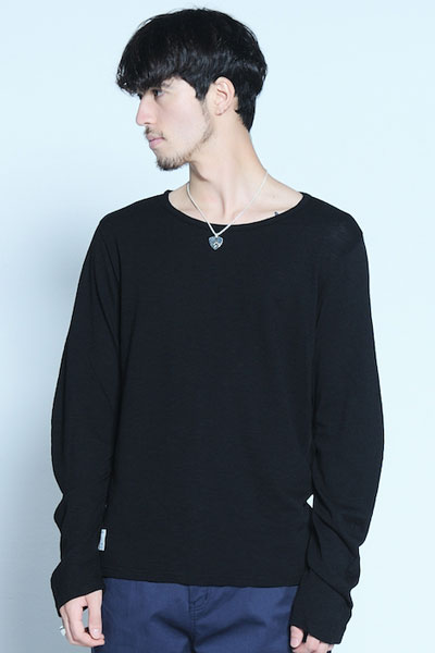 VIRGO Wave way L/S Black