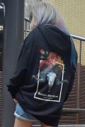 Unlucky Morpheus×GEKIROCK CLOTHING 限定コラボ・パーカー