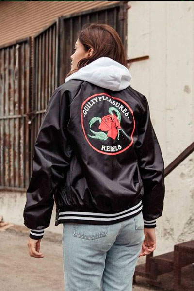 REBEL8 Sins Jacket