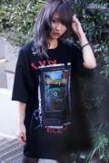 KAVANE Clothing × acOlaSia 限定コラボTEE