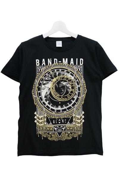 BAND-MAID DOCAN! Design Black/Yellow