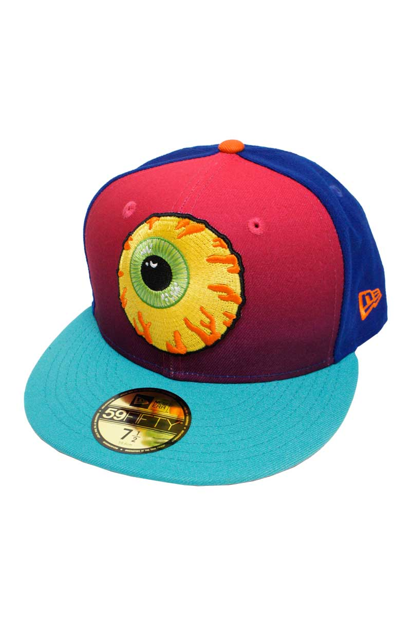 MISHKA My Pet Mishka Keep Watch 2.0 New Era 5950 Fitted Cap