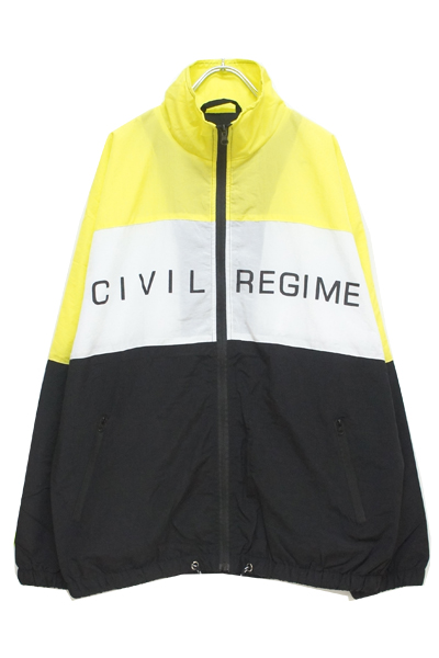 Civil Regime 18CV-HL840J ENERGY TECHNO JACKET NEON
