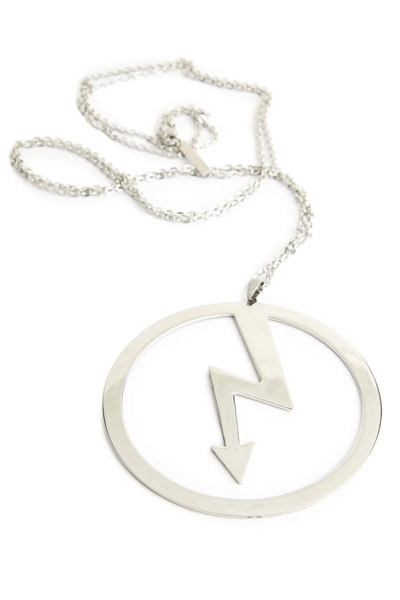 MARILYN MANSON×KILL STAR CLOTHING (キルスター・クロージング) Number 7 Necklace [S]