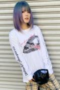 Unlucky Morpheus Unfinished ロングTシャツ