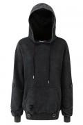 KILL STAR CLOTHING(キルスター・クロージング) SHADOW STALKER Shady Hoodie [B]