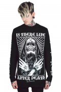 KILL STAR CLOTHING Afterlife Long Sleeve Top