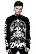 ROB ZOMBIE×KILL STAR CLOTHING Superbeast Long Sleeve Top