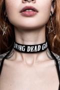 ROB ZOMBIE×KILL STAR CLOTHING Living Dead Girl Choker