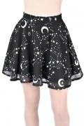 KILL STAR CLOTHING Milky Way Chiffon Skirt