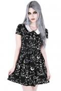 KILL STAR CLOTHING Milky Way Babydoll Dress