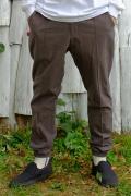 【予約商品】VIRGO Relaxed uniform jogger pants CHARCOAL