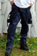 【予約商品】VIRGO Special Petaurista cargo pants NAVY