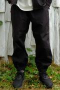 【予約商品】VIRGO  Wacky color track pants BLACK