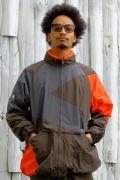 【予約商品】VIRGO  Wacky color track suit KHAKI