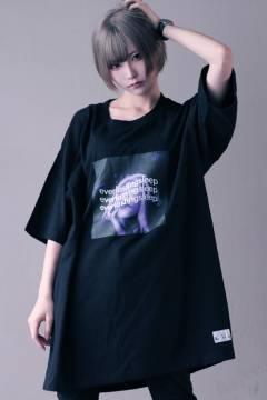 アマツカミ 「永眠」T-shirts White