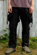 【予約商品】VIRGO Special Petaurista cargo pants BLACK