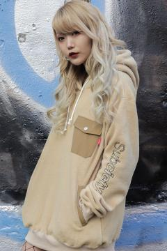Subciety A-2PARKA BEIGE