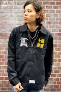 SABBAT13 REAPER SWING TOP JKT (ブラック) BLACK