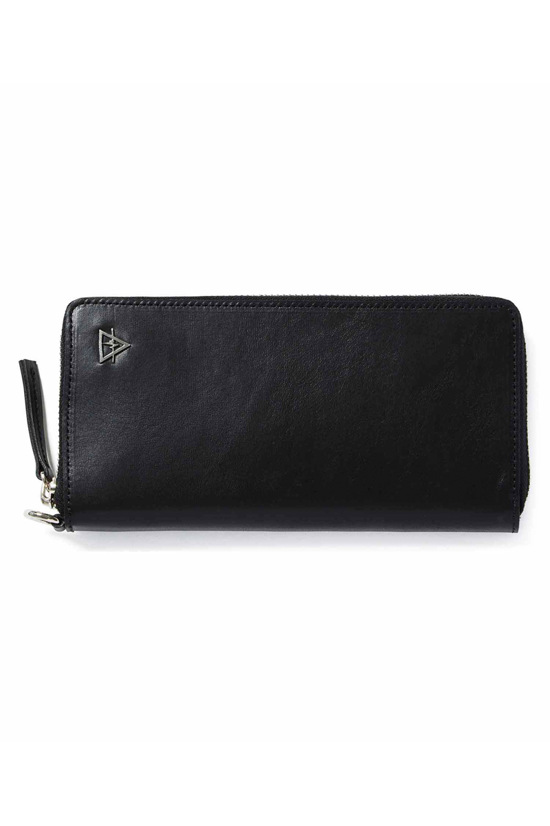MUSIC SAVED MY LIFE (MSML) LONG LEATHER WALLET