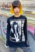 KILL STAR CLOTHING Detention Long Sleeve Top