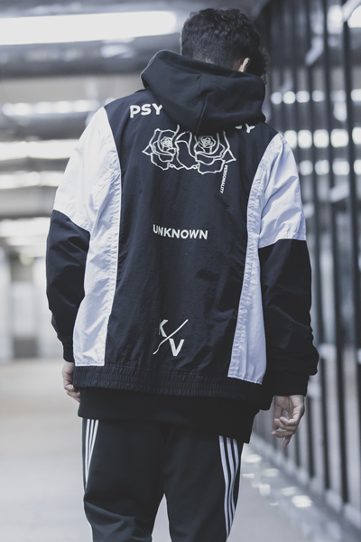 "KAVANE Clothing ""UNKNOWN""Track Jacket"