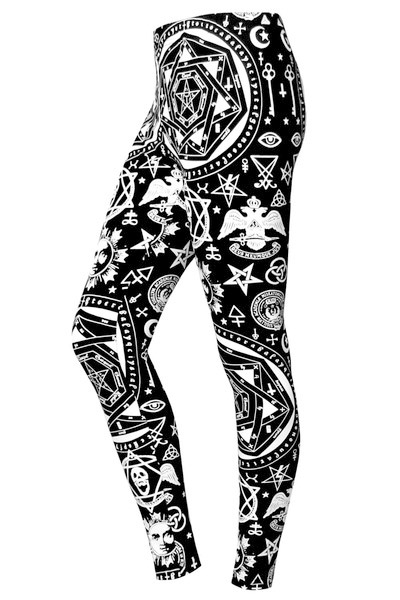 KILL STAR CLOTHING Occult Leggings