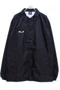 TOY MACHINE TMP19JK7 SECT EYE COACH JACKET BLACK