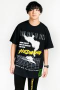 【予約商品】HEDWiNG Sniped U.F.O T-shirt Black