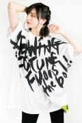 "HEDWiNG Big Shilhouette ""Stick Out"" T-shirt"