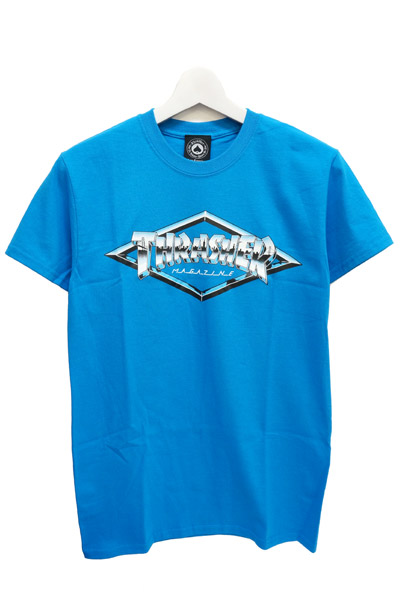 THRASHER DIAMOND EMBLEM S/S