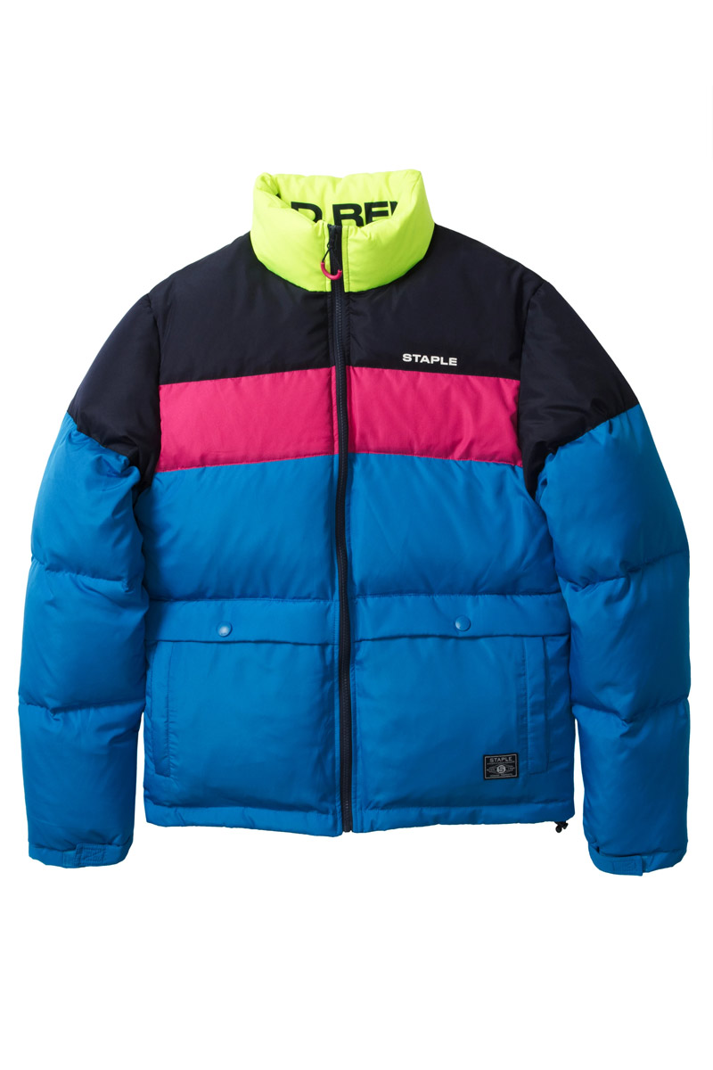 STAPLE Neo Sport Puffer Jacket