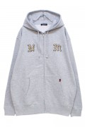 NineMicrophones ZIP PARKA-Way of Life- GRAY