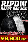 RIP DESIGN WORXX 2021 Wホンダソウイチコラボトレーナー福袋 BLACK