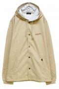 NineMicrophones COACH JACKET-PROMOTION- IVORY