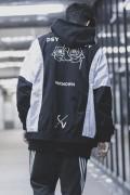 "KAVANE Clothing ""UNKNOWN""Track Jacket"