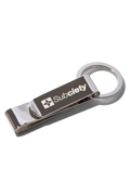 Subciety (サブサエティ) MONEY CLIP KEY HOLDER SILVER