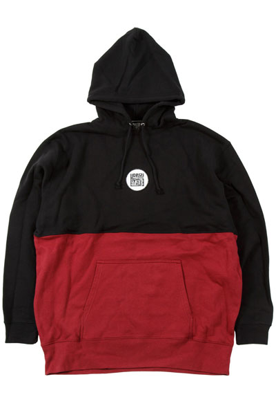 Hypocrite (ヒポクリット) VIETWO PULLOVERHOODY (BLKxBGD)