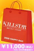 【予約商品】KILL STAR CLOTHING 2020年 ゲキクロオリジナル福袋 10000