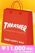 【予約商品】THRASHER 2020年 ゲキクロオリジナル福袋 10000