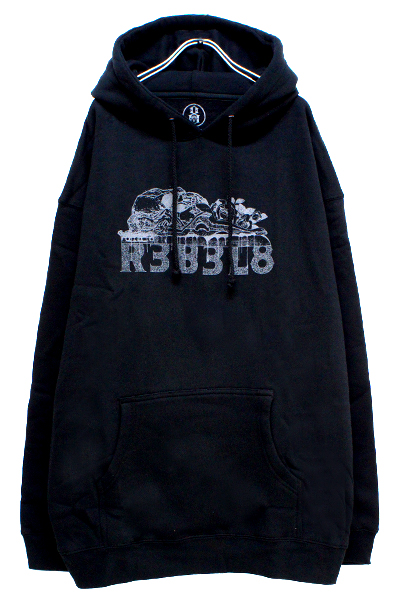 REBEL8 Sacrifice Pullover