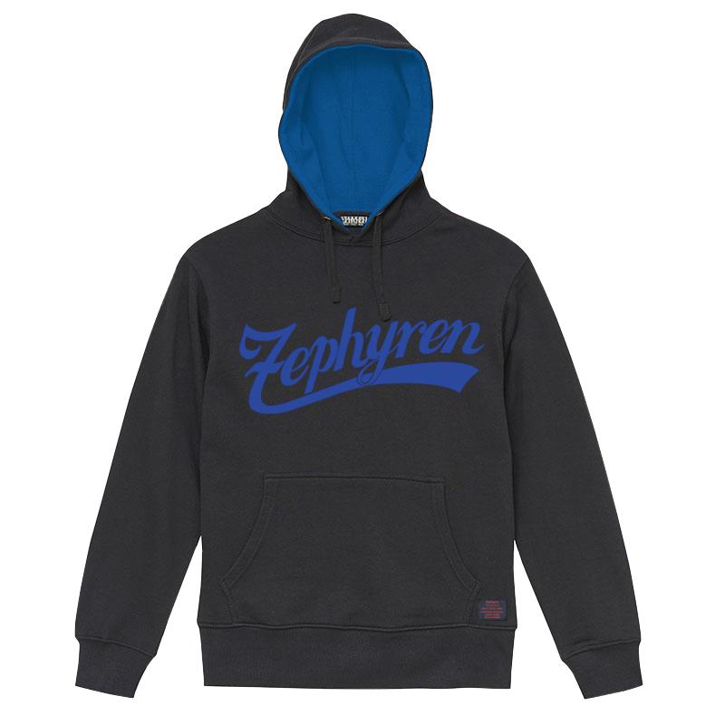 【予約商品】Zephyren(ゼファレン)PARKA - BEYOND - BLACK / BLUE