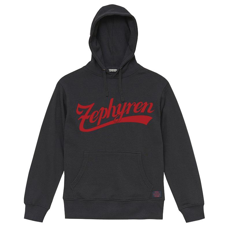 【予約商品】Zephyren(ゼファレン)PARKA - BEYOND - BLACK / RED I