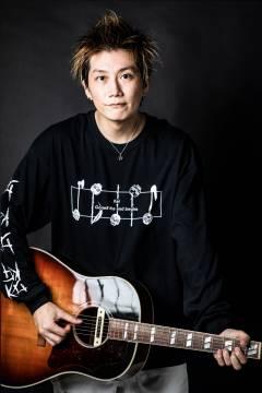 GoneR × 大内慶 Collaboration L/S T-Shirts Black